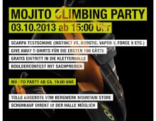Scarpa Mojito Climbing Party 2013