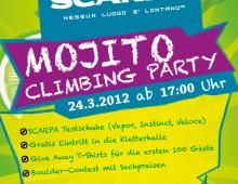 Scarpa Mojito Climbing Party 2012