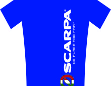 Scarpa Athlet T-Shirt Design