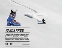 Scarpa F1 EVO Advertise