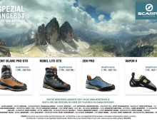 Scarpa Mountain Guide Advertise